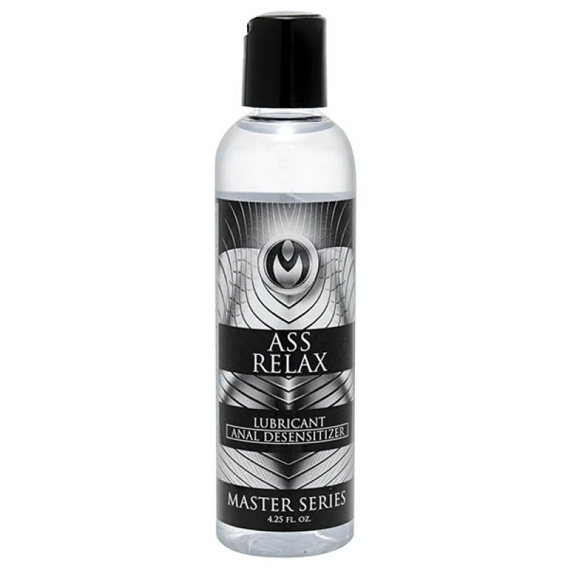 Ass Relax Anal Desensitising Lubricant - 125ml